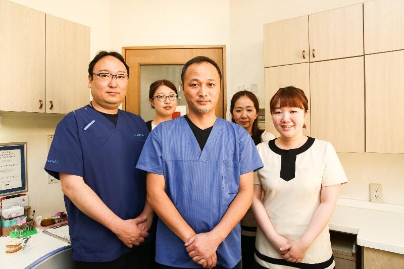 患者さんの人生に寄り添う歯科医院でありたい