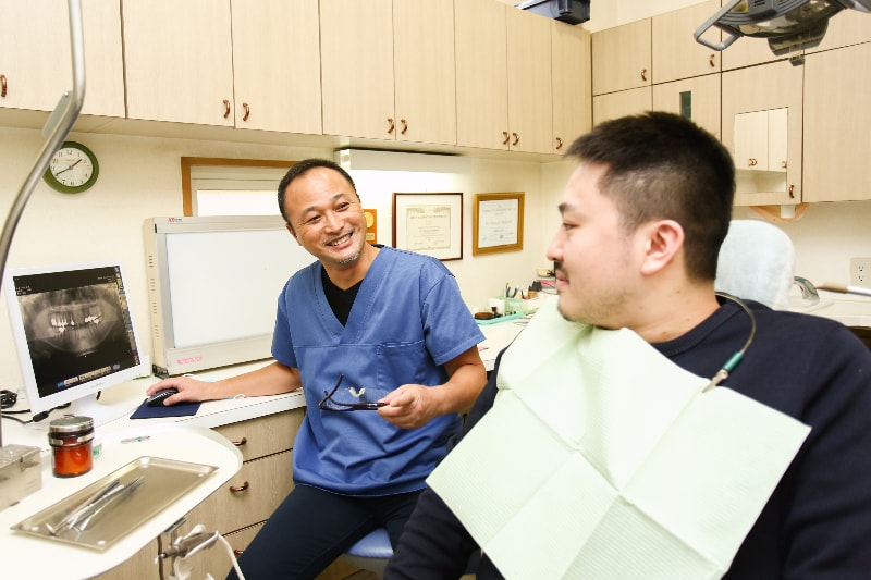幅広く診療しつつも、一つひとつの治療の質を高く保つ